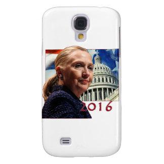 Hillary 2016 samsung galaxy s4 case