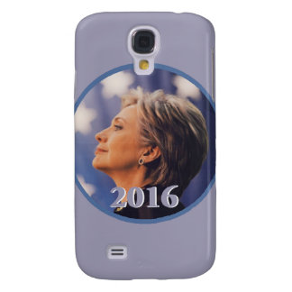Hillary 2016 samsung galaxy s4 cover