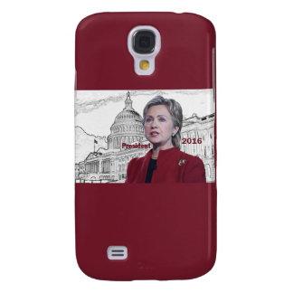 Hillary 2016 samsung s4 case