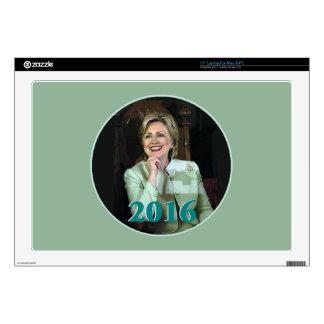 "Hillary 2016 skin for 17"" laptop"