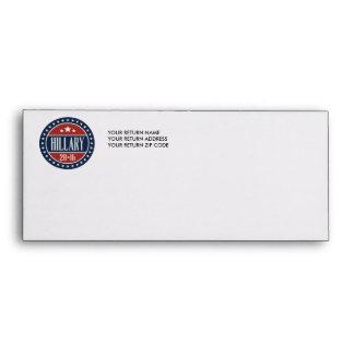 HILLARY 2016 STARCIRCLE -.png Envelopes