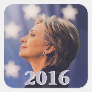 Hillary 2016 Sticker