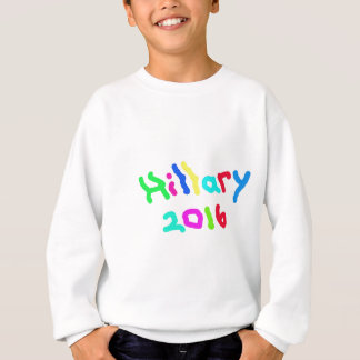 Hillary 2016 sweatshirt