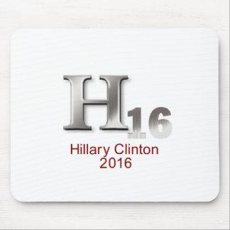Hillary 2016 alfombrillas de raton