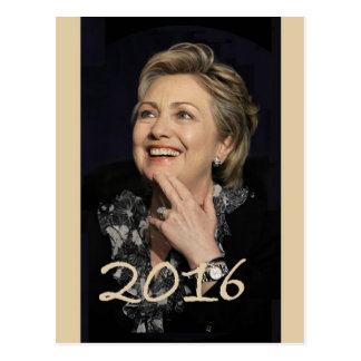 Hillary 2016 postales