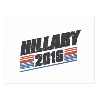 Hillary 2016 tarjetas postales