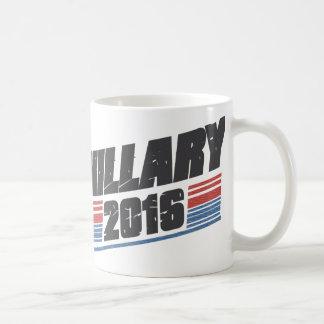 Hillary 2016 taza