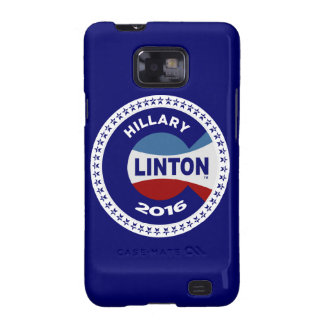 HILLARY 2016 THE TIME IS NOW! SAMSUNG GALAXY S2 CASES