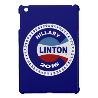 HILLARY 2016 THE TIME IS NOW! iPad MINI CASE