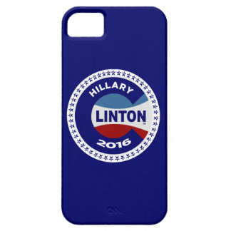 HILLARY 2016 THE TIME IS NOW! iPhone 5/5S CASES