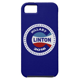 HILLARY 2016 THE TIME IS NOW! iPhone 5/5S COVER