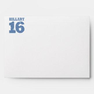 HILLARY 2016 UNIFORM DISTRESSED -.png Envelopes