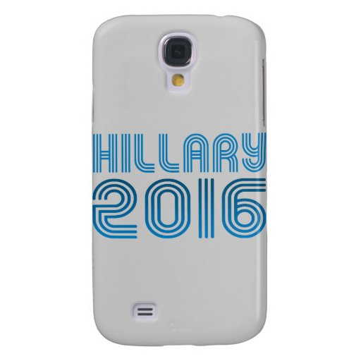 HILLARY 2016 VINTAGE -.png Galaxy S4 Case