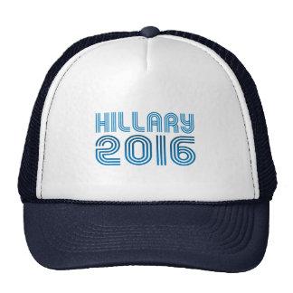 HILLARY 2016 VINTAGE -.png Mesh Hat