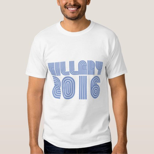 HILLARY 2016 vintage.png Tee Shirt