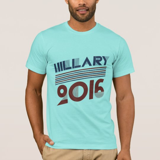 HILLARY 2016 VINTAGE STYLE -.png T-Shirt