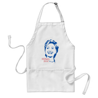 HIllary 2016 | Vote HIllary Clinton for President Adult Apron