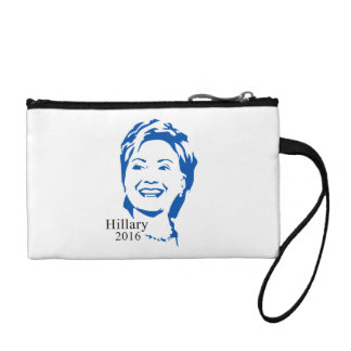Hillary 2016 Vote Hillary Clinton for President Coin Purses