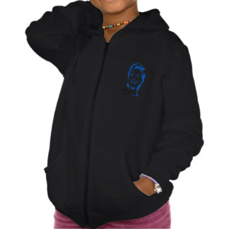 Hillary 2016 Vote Hillary Clinton for President Hooded Pullover