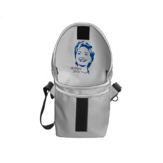 Hillary 2016 Vote Hillary Clinton for President Messenger Bags
