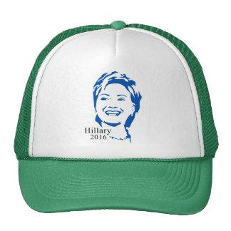 Hillary 2016 Vote Hillary Clinton for President Trucker Hat