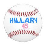 Hillary 45 by Grassrootsdesigns4u Baseball