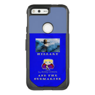 Hillary and the Submarine OtterBox Commuter Google Pixel Case
