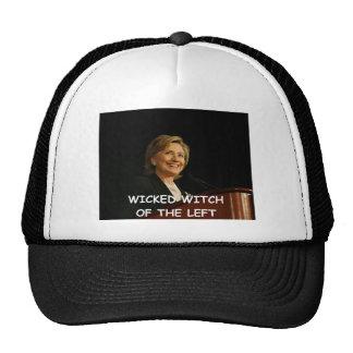 hillary anti Clinton Gorros