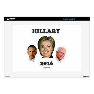 Hillary_Bill_Barack Laptop Skin