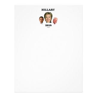 Hillary_Bill_Barack Letterhead
