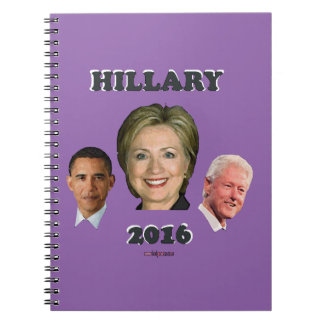 Hillary_Bill_Barack Notebook