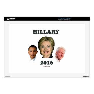 Hillary_Bill_Barack Skin For Laptop