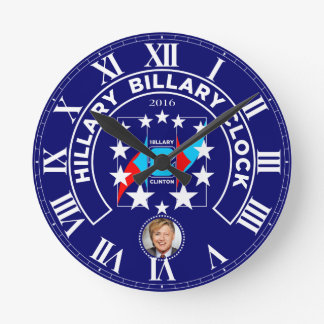 Hillary Billary Clock - Like Hickory Dickory Dock