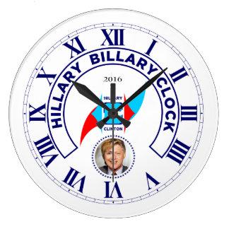 Hillary Billary Clock Like Hickory Dickory Dock