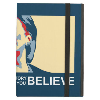 HILLARY CHANGE-BELIEVE CASE FOR iPad AIR