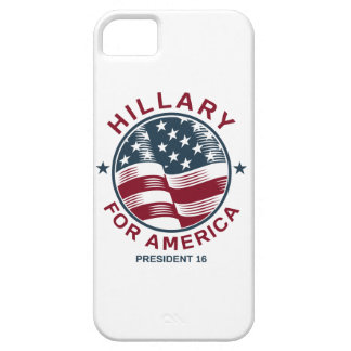 Hillary Clinton 16 iPhone SE/5/5s Case