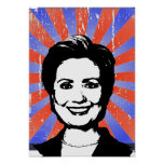 Hillary Clinton 1 Posters
