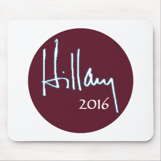 Hillary Clinton 2016 Alfombrilla De Raton