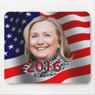 Hillary Clinton 2016 Alfombrilla De Ratones