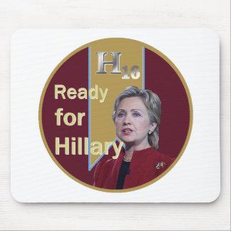 Hillary Clinton 2016 Alfombrillas De Ratón