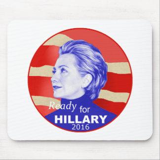 Hillary Clinton 2016 Alfombrillas De Ratones