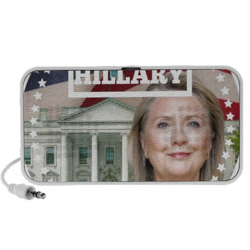 Hillary Clinton 2016 Altavoz