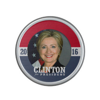 HILLARY CLINTON 2016 ALTAVOZ BLUETOOTH