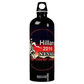 Hillary CLINTON 2016 Aluminum Water Bottle