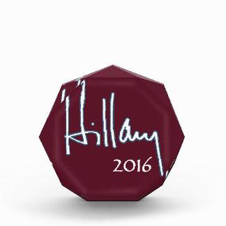 Hillary Clinton 2016 Awards
