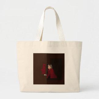 Hillary Clinton 2016 Canvas Bag