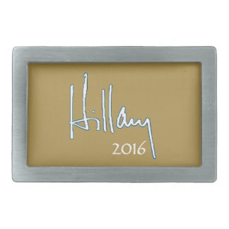 Hillary Clinton 2016 Belt Buckle