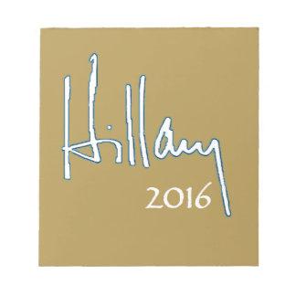 Hillary Clinton 2016 Blocs