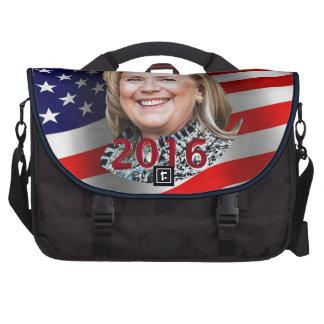 Hillary Clinton 2016 Bolsa De Ordenador