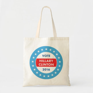 Hillary Clinton 2016 Bolsa Tela Barata
